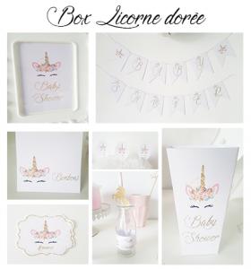 box-anniversaire-licorne-doree