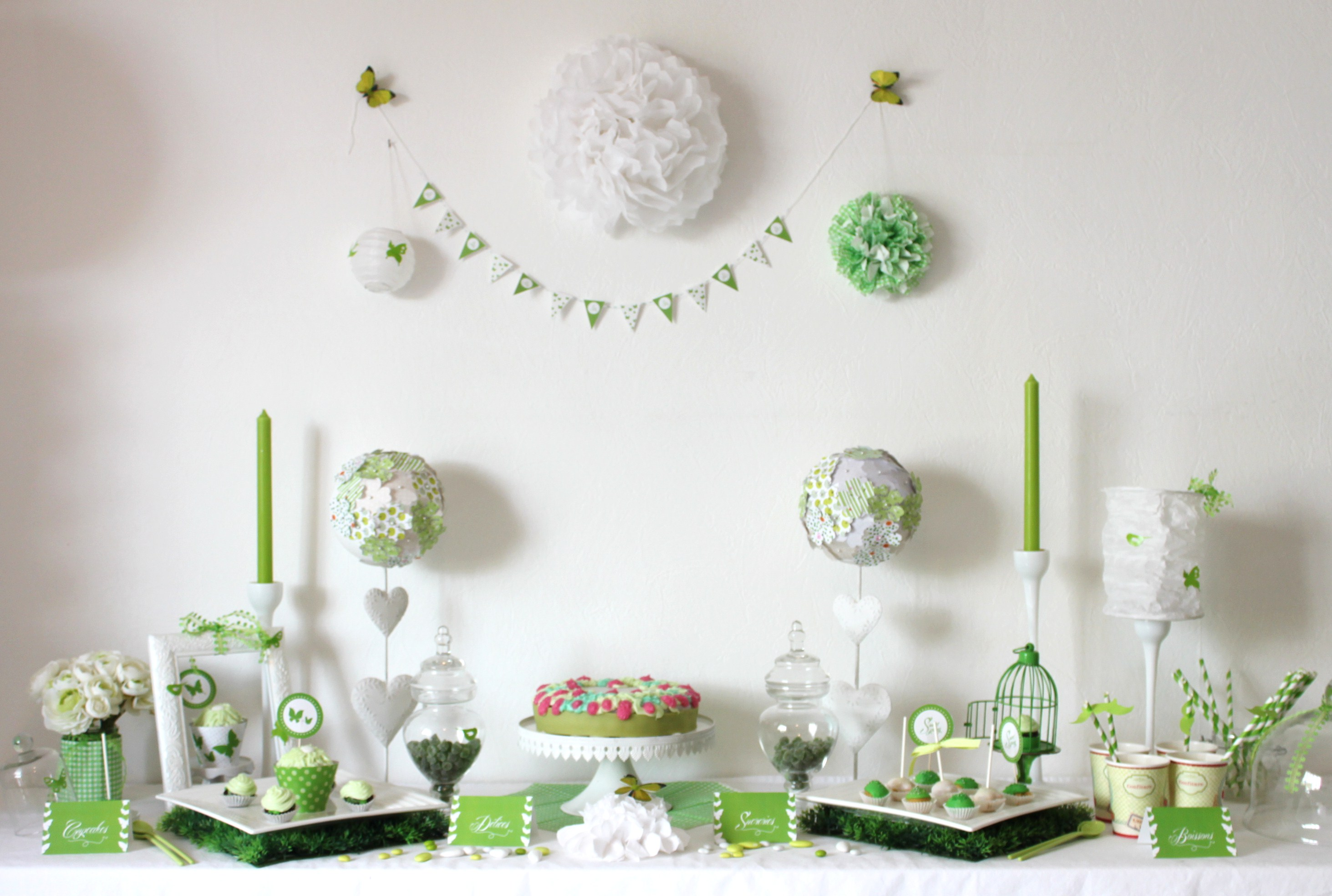 sweet table granny - la fabricamania
