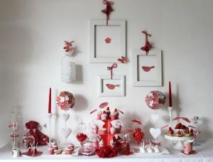 sweet table anniversaire de mariage