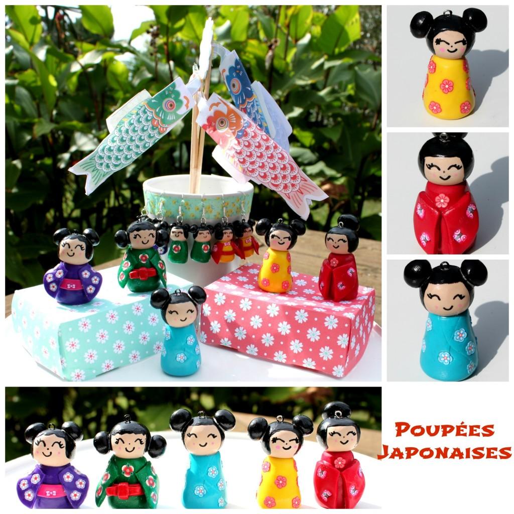 poupees japonaises
