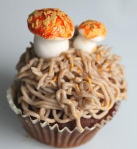 recette-cupcakes-creme de marron- champignons (46)