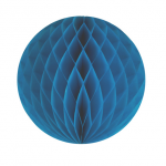boule-papier-alveole-10-cm-turquoise