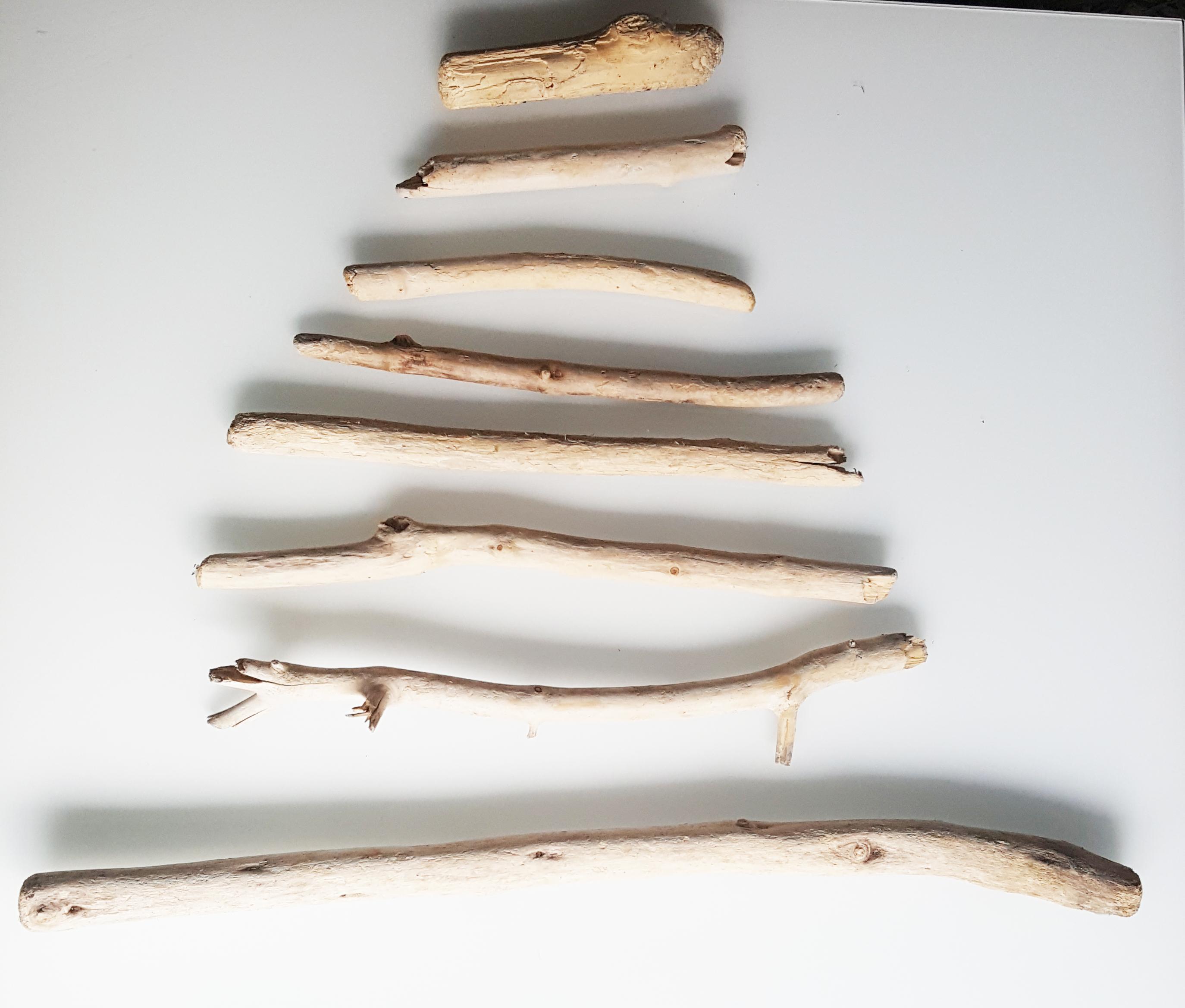 DIY : un sapin pour noël en bois flotté | La Fabricamania